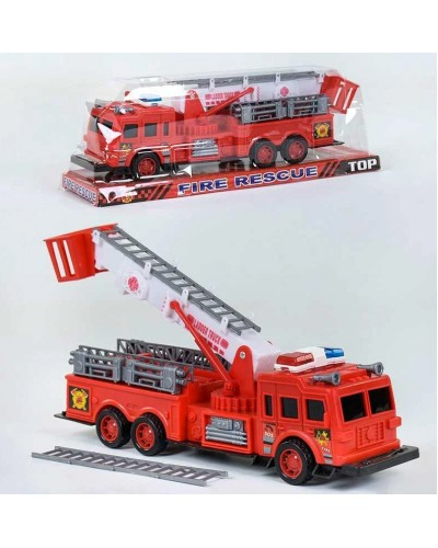 Пожарная техника SH-9008 в пакете 31*8*10см