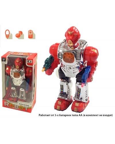 Робот на батар. 50921 в кор. 25*15*8см