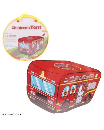 """Палатка 8828/9 """"Автобус"""" в сумке 38*38*5см"""