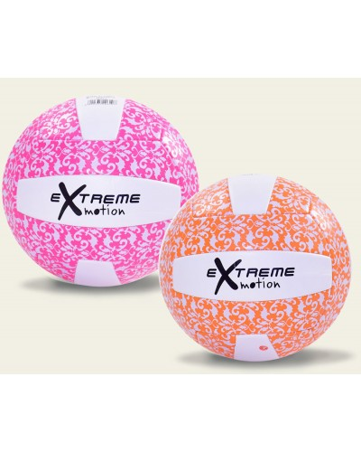 Мяч волейбол M0610 230-250г, TPU, 2 цвета