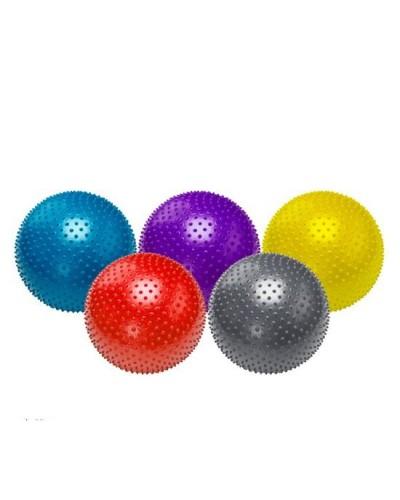 Мяч резин.для фитнеса 1505F 65 см 850г