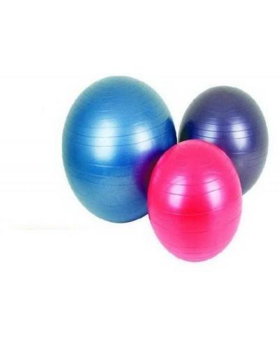 Мяч резин.для фитнеса 1503F 75 см 800г