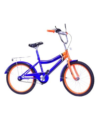 Велосипед 2-х колес 20'' 172035 со звонком, зеркалом, руч.тормоз, без доп.колес