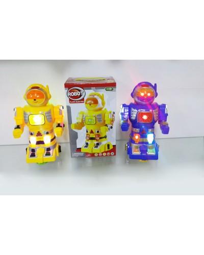 Робот батар. LX651A свет, звук, в коробке