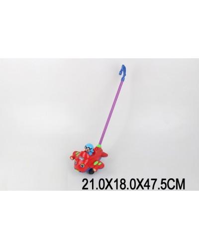 Каталочка 8500-1 на палочке, в пакете 21*18*47,5см