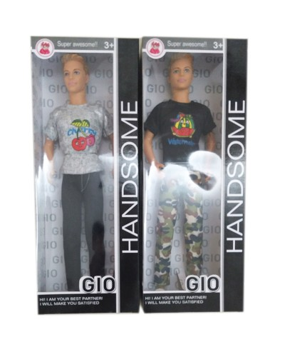 Кукла 4608-8 5 вида, в кор.