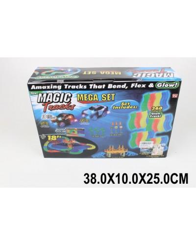 Трек  168-360 360 дет, в коробке 38*25*10 см