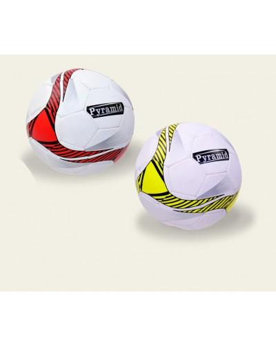 Мяч футбол 1141/ABC 3 вида, PU, №5, 32 панели, 400г