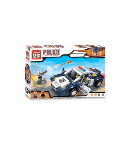 """Конструктор """"Brick"""" 1910  """"Police"""" 303 дет, в кор.32,5*22*6см"""
