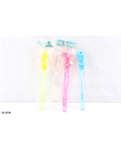 Мыльные пузыри 2210-3 -меч, в пакете 26см