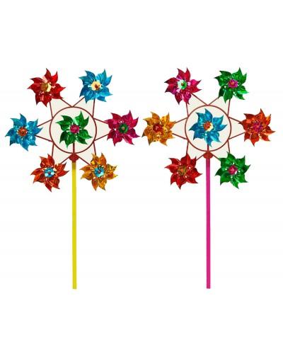 Ветрячок R07323 7 цветков, 30*5*30см