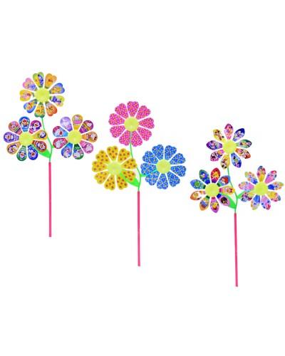 """Ветрячок W2002 """"Цветочное дерево"""" 53 см"""