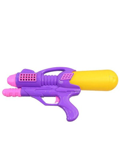 Водный пистолет 0158 с насосом, в пакете 39*20*7см