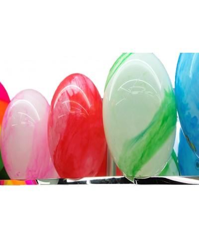 Мяч резиновый CL12-013  3 видов, 35см, 180g