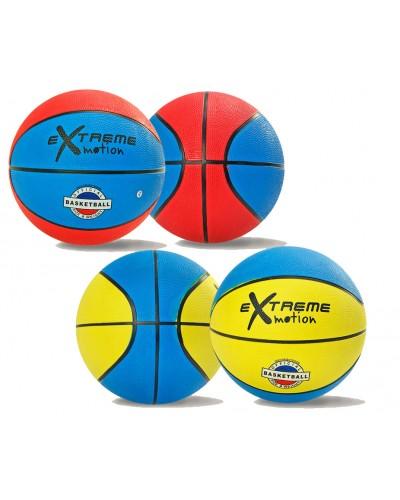Мяч баскетбол BB0401  500 грамм , 2 цвета