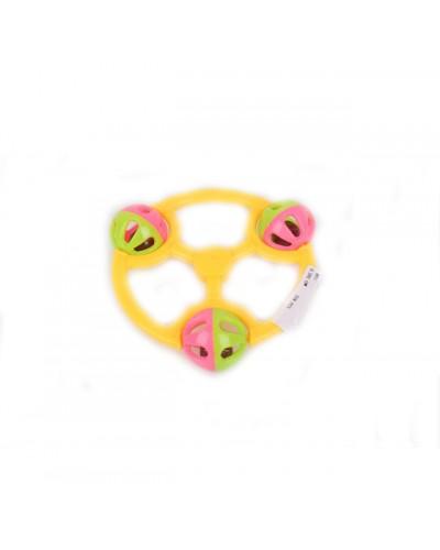 Погремушка 929-8A  13,5*13,5*3,5 см
