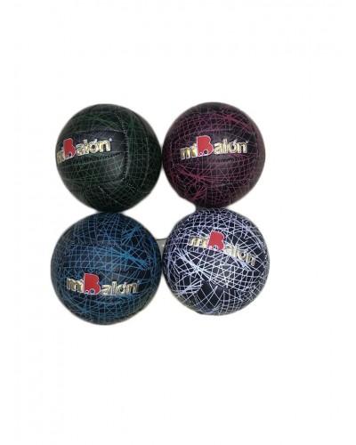 Мяч волейбол B25282 PVC 4 цвета, 15см