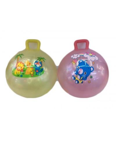 Мяч для фитнеса C23680 Гири 55 сm 445 грамм