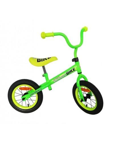 Велобег BB001 стальная рама, катафоты, колеса 12'