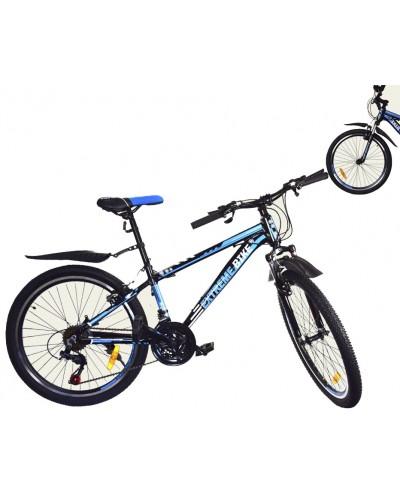 Велосипед 2-х колес 24'' 181724-B без доп.колес