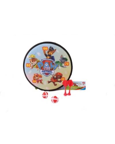 Дартс 8399-2 с дротиками,шариками 28*28см