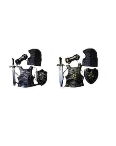 Костюм рыцаря 702C3/C4 меч, щит, аксессуары, в коробке 50*34см