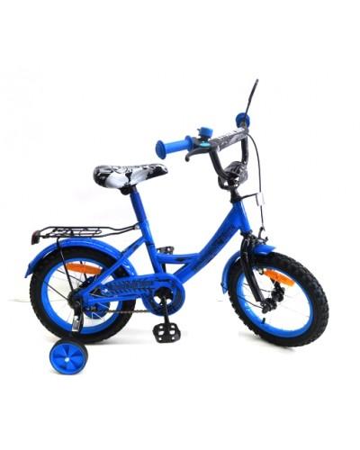 "Велосипед 2-х колес 12"" 181229 (1шт) со звонком, зеркалом,без ручного тормоза"