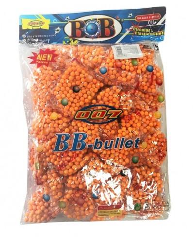 Пульки для пневмат.оружия BB-4B в упаковке 32*21см, в упаковке 50 пакет/цена за упак/
