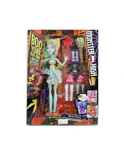 """Кукла """"MH"""" MG-9C 5 видов, туфли, расческа, аксесс, в кор."""