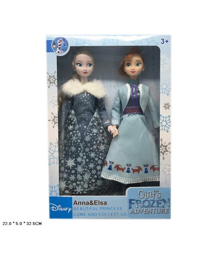 "Кукла ""F"" H372A  2 в наборе, в кор.22*5*32,5см"