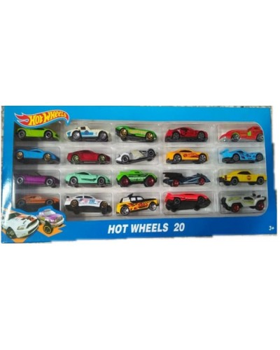 Машина  1605-3  М 1:64, 20шт в коробке 44*19*4см