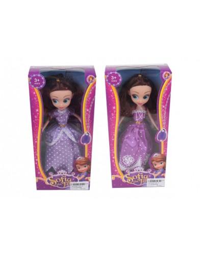 """Кукла """"S"""" 730-A/A1  2 вида,в кор.12*5*26,5см"""