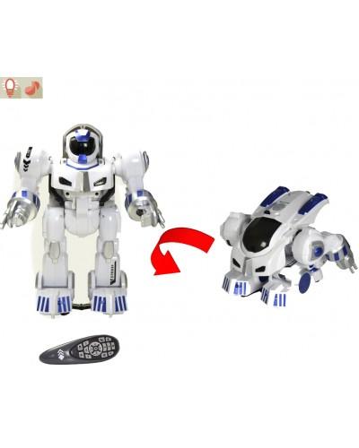 Робот батар. K4  ИК-лучи, в кор. 39,3*33,2*18,5см