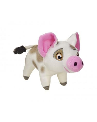 Мягкая игрушка CLR141  свинка 20*17 см
