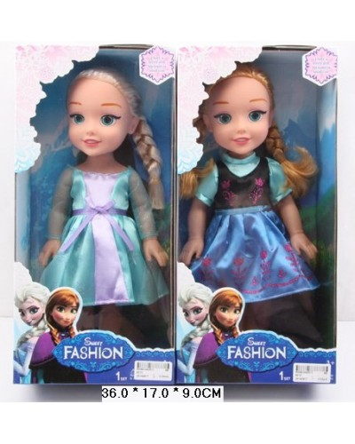 """Кукла """"F"""" 9210 2 вида в кор.36*17*9см"""