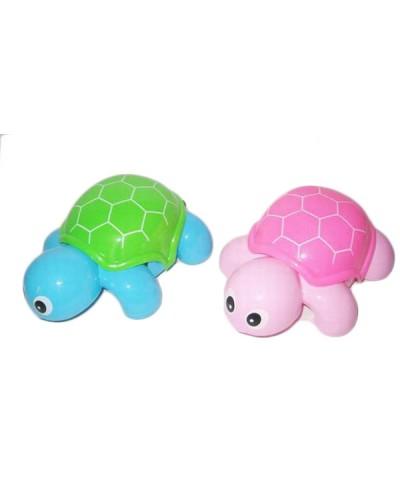"""Заводная игрушка SF265801  """"черепашка"""", 2 цвета, в пакете 19*15см"""