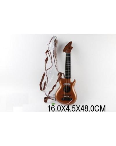 Гитара 6816B2  в чехле 16*4,5*48см