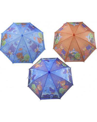 """Зонт """"PM"""" CEL-264  3 вида,  в пакете"""