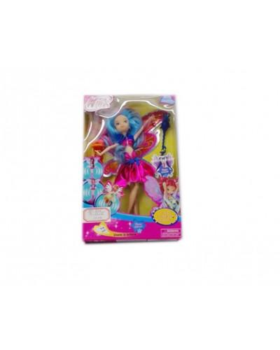 "Кукла ""W"" 636  6 видов, с аксесуарами, в кор."
