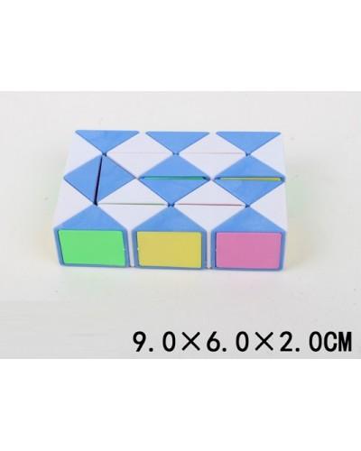 Логика-змейка 6600-1  в пакете, 9*6*2 см