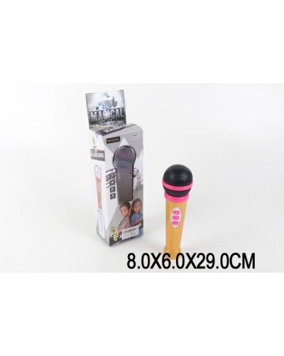 Микрофон 9958-31  батар., в кор. 8*6*29см