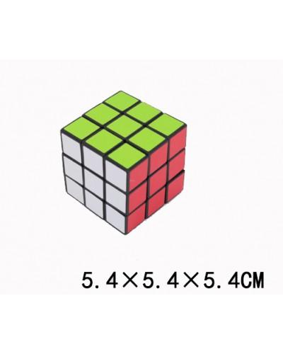 Кубик логика 750-16 1725564 2 3*3, в пакете 5,4*5,4*5,4см