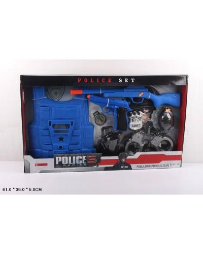 Полицейский набор 275-1/277-1 2 в кор.61*36*5см