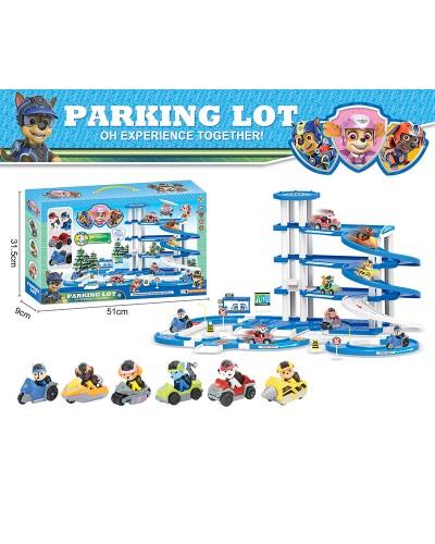 Паркинг  553-168  2 в коробке 51*31,5*9 см