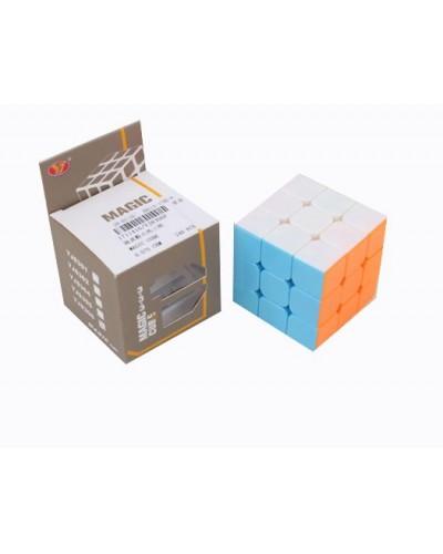 Кубик логика YJ8306F 3*3, в коробке 6*6*6см