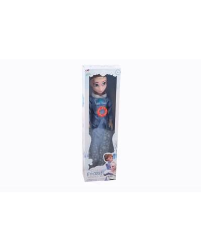 "Кукла ""F"" 6163A/B 2 вида, муз, в кор.45*7*13см"