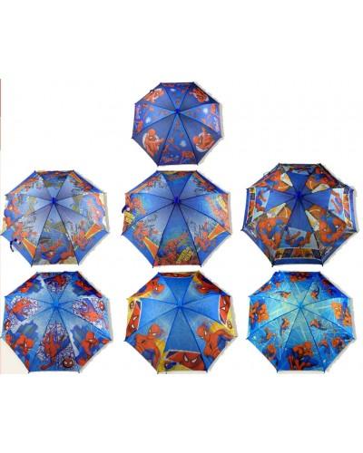 """Зонт """"SM"""" CEL-268   8 видов,  в пакете 44 см"""
