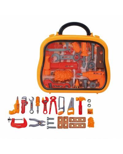 Набор инструментов 36778-128  в чемодане