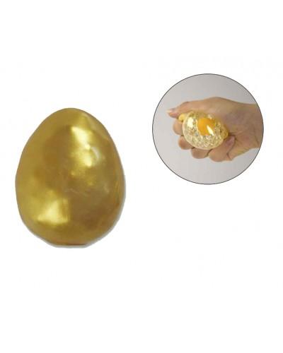 Антистресс CLR202  яйцо с шариками орбис, 6*7см, 12 шт в боксе, цена за шт