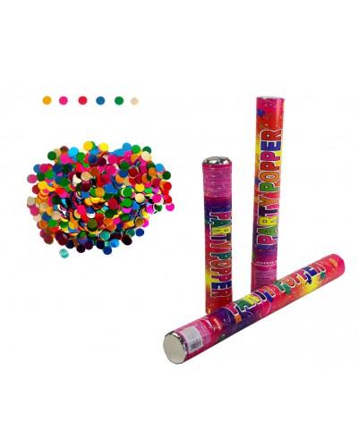 Хлопушка MI0045K50  confetti, 50 см